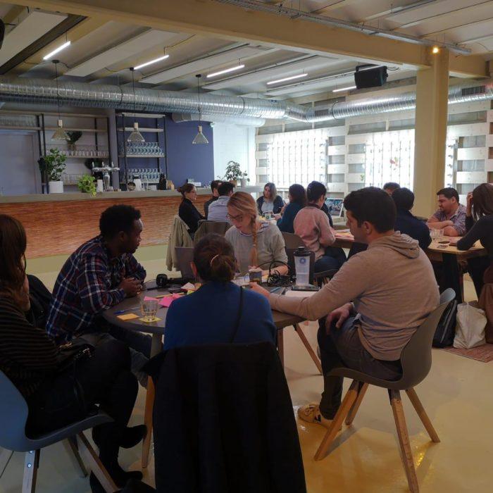 Accompagner des entrepreneur·euse·s de La Ruche, incubateur innovation sociale et responsable