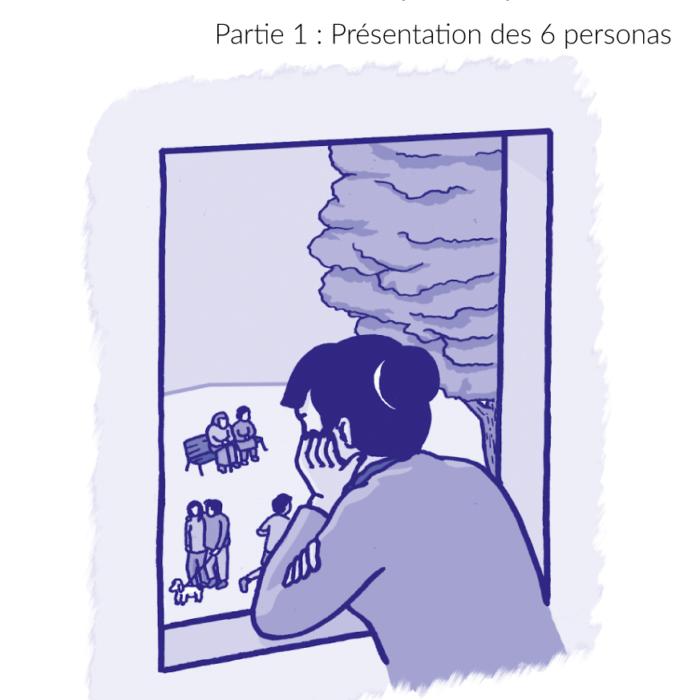 Fenêtre sur confinement : 24 vies en temps de pandémie