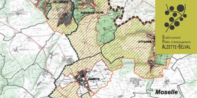 Pré-sélection EPA Alzette-Belval